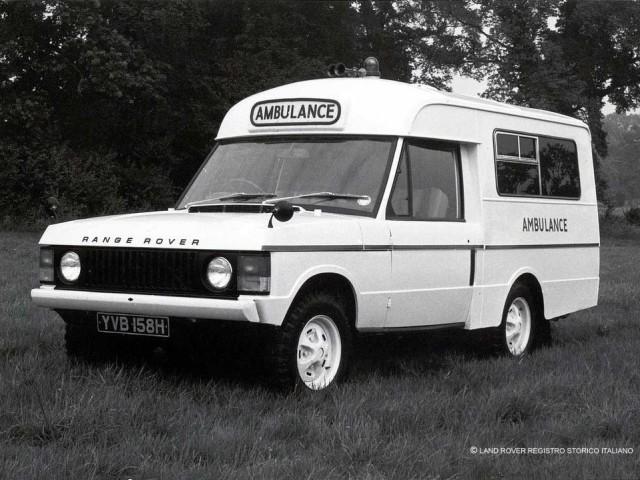 Range Rover Special Conversions