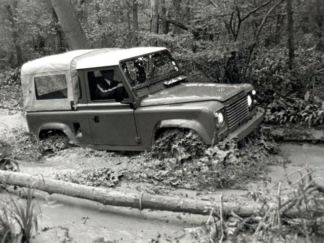 Land Rover 90 (1984-1990)