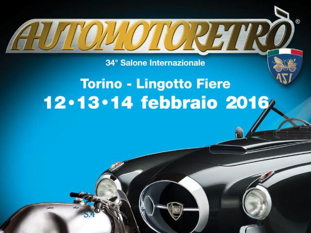 Il Registro Storico a Automotoretrò – Torino