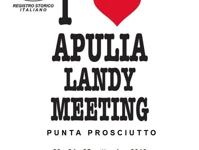 7th Apulia Landy Meeting