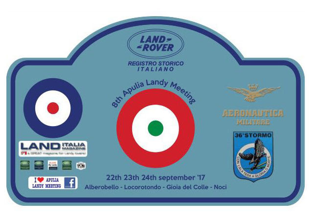 8th Apulia Landy Meeting