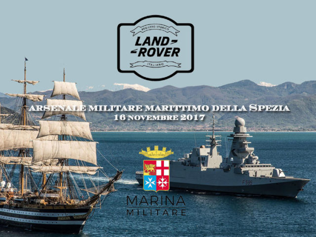 Visita all'arsenale militare marittimo della Spezia