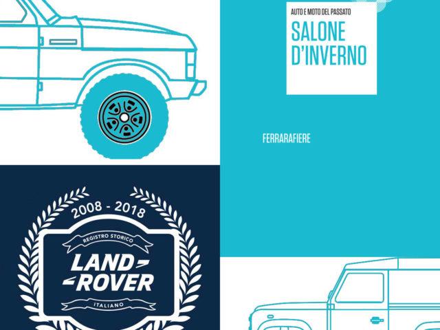 AUTO E MOTO DEL PASSATO – SALONE D'INVERNO