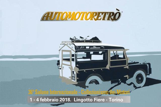 Torino Automotoretrò & Automotoracing 2018