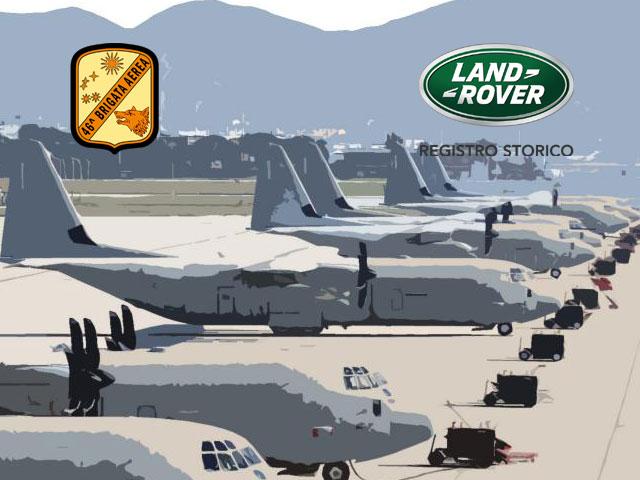 Visita alla 46° Brigata Aerea di Pisa