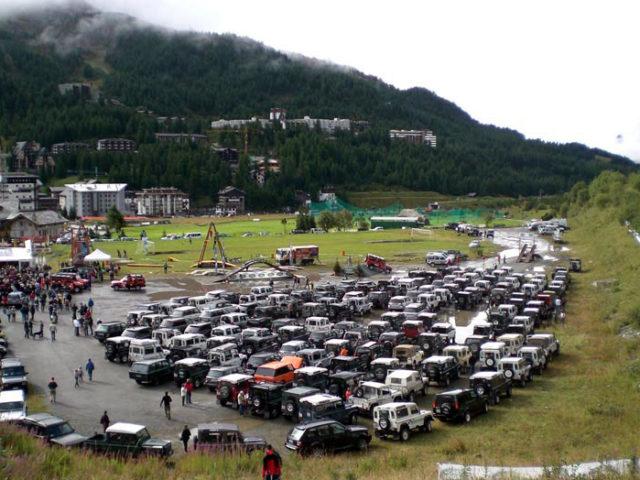Land Rover Tour • Cervinia, 21 e 22 Luglio 2018