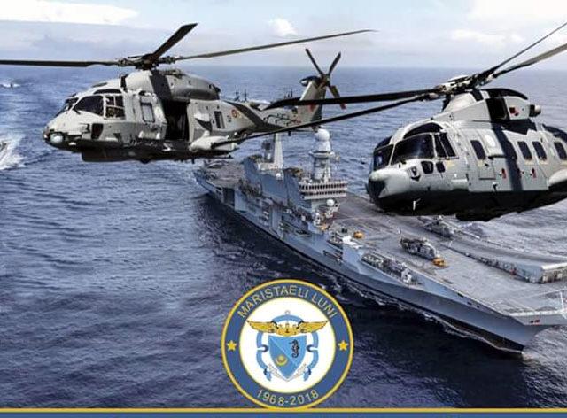 Visita alla Stazione Elicotteri della Marina Militare – Maristaeli Luni