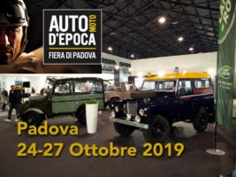 Auto e Moto d'Epoca Padova @ Fiera di Padova