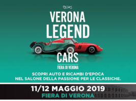 VERONA LEGEND CARS @ Fiera di Verona