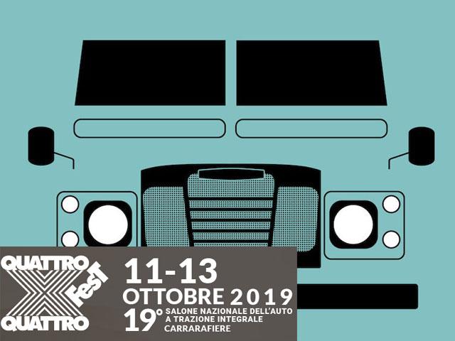 4x4Fest 11 Ottobre – 13 Ottobre