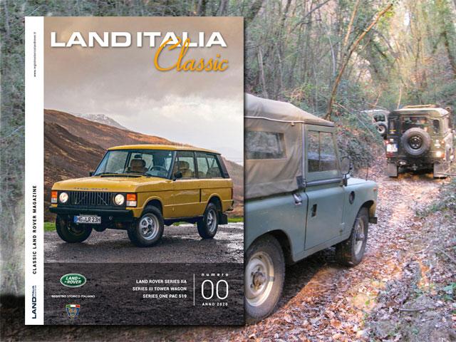 LAND ITALIA Classic